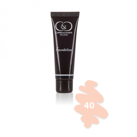 CARE & COVER FOUNDATION 30 ml