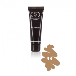 COVER FOUNDATION NO. 43 - 30 ML