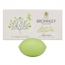 Lime & Bergamot – Soap Collection