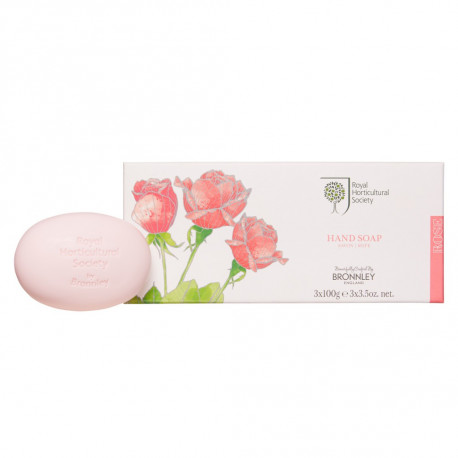 RHS Rose – Hand Soap Collection